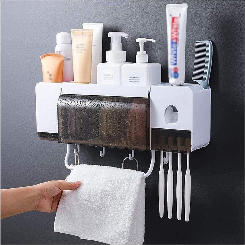 High order NUGYE Bathroom Shelf Shower Toot Import Organiser Wall-Mounted