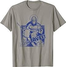 Jesus Saves Funny Hockey Adult T Shirt
