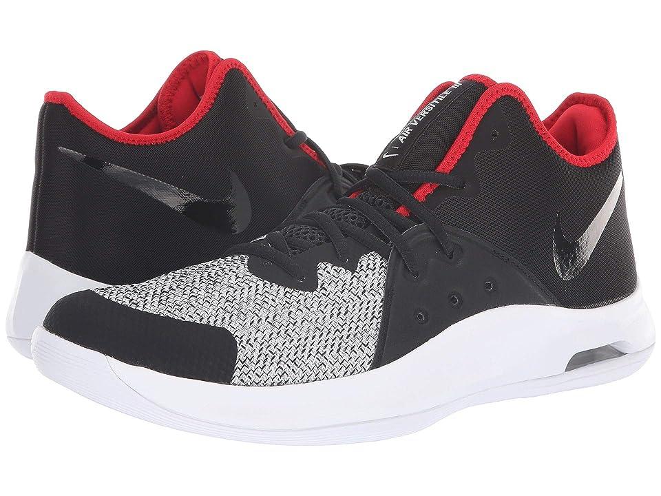 Nike Air Versitile III (Black/Black/Anthracite) Men
