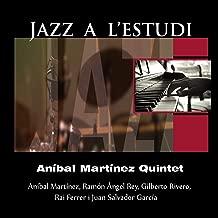 Jazz a l'Estudi: Anibal Martínez Quintet (feat. Ramón Àngel Rey, Gilberno Rivero, Rai Ferrer, Juan Salvador García)