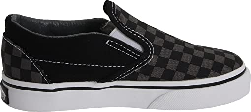 (Checkerboard) Black/Pewter