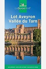Guide Vert Lot Aveyron Vallée du Tarn Michelin (French Edition) Kindle Edition