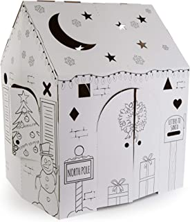 gingerbread cottage play tent
