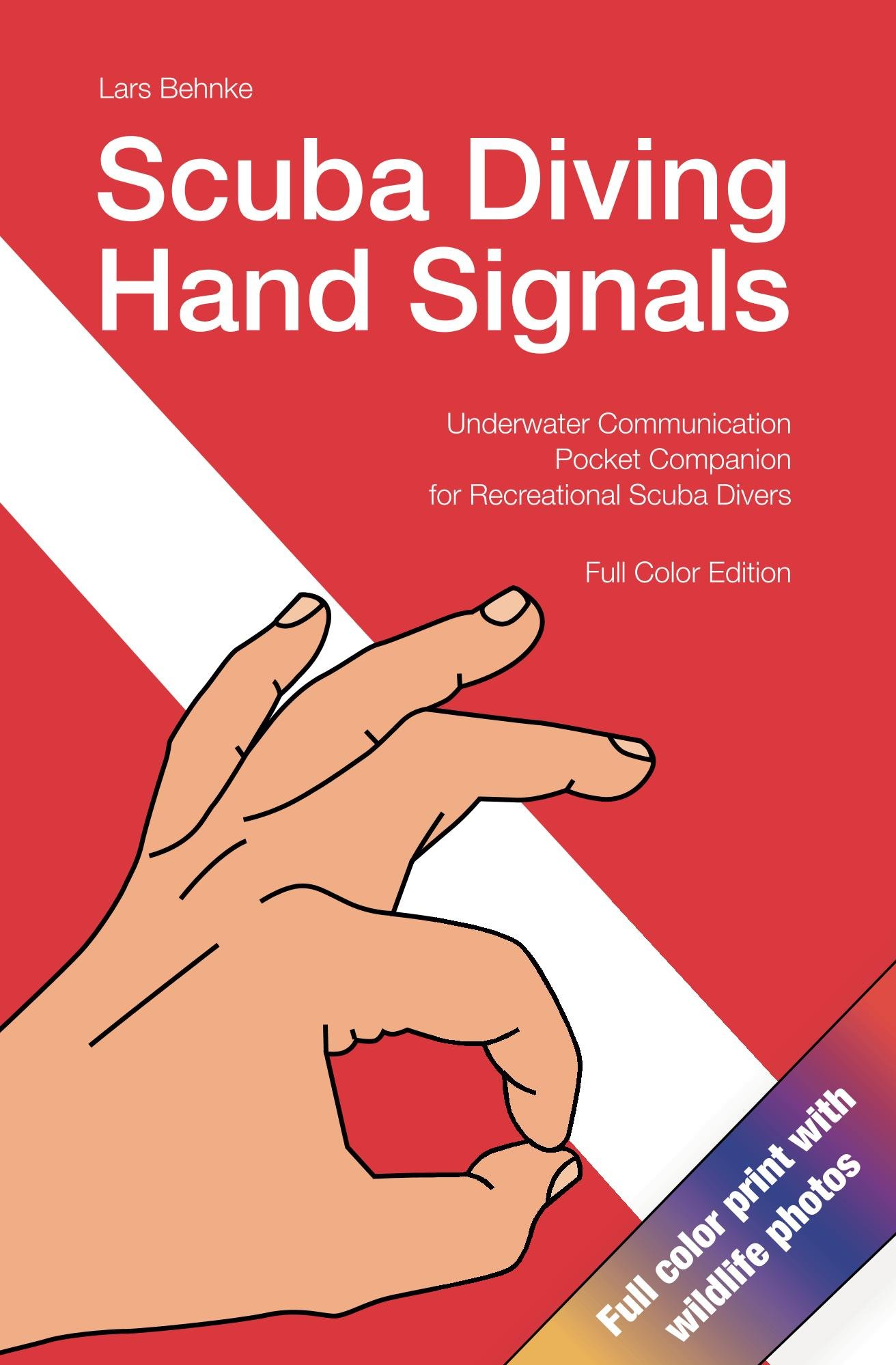 Download Scuba Diving Hand Signals: Underwater Communication Pocket Companion For Recreational Scuba Divers (English Edition) 