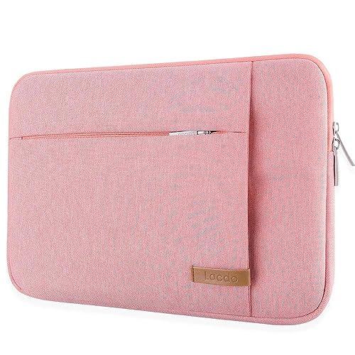 Lacdo 15.6 Inch Laptop Sleeve Bag Compatible Acer Aspire/Predator, Toshiba, Dell Inspiron