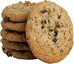 Otis Spunkmeyer Thaw N Serve Gourmet Oatmeal Raisin Cookies, 1.33 Ounce -- 108 per case.