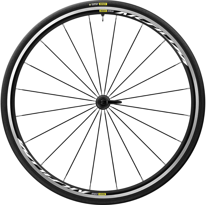 Mavic Aksium Elite UST 700x25c RB Rear Wheel Black (Shimano SRAM)