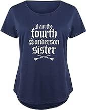 HARPER & QUINN Fourth Sanderson Sister - Ladies Plus Size Scoop Neck Tee