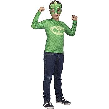 Viving Costumes Disfraz PJ Masks Gekko, (231305): Amazon.es ...