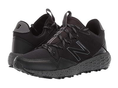 New Balance Fresh Foam Crag Trail (Black/Magnet) Men