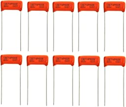 Bulk Lot of Ten (10X) .022uf/400v Orange Drop Capacitors - 716P - Gibson Les Paul