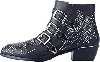 Best office studded ankle boots Reviews