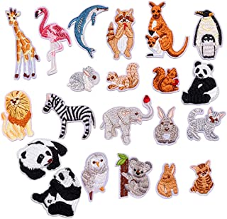 jungle animal embroidery designs
