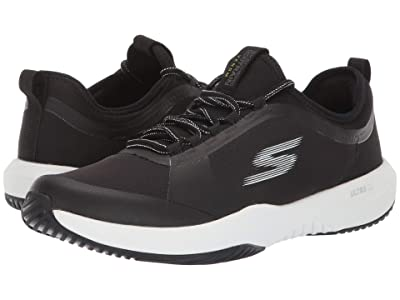 SKECHERS Performance Go Train Venom (Black/White) Men