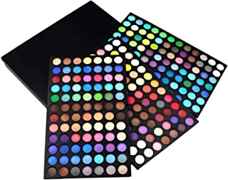 252 Full Colors Eyeshadow Pallete Professional Matte Makeup Eye Shadow Include Matte and Shimmer Colors