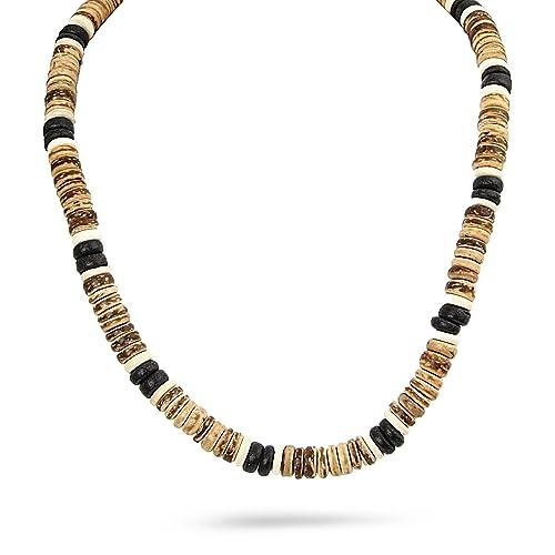 Mens Bead Necklace Amazoncom