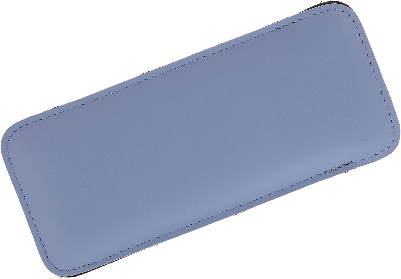 Soft Slip In Eyeglass Case for Small Frames or Reading Glasses, Women & Men