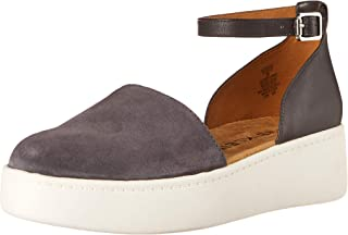 حذاء رياضي للسيدات من Anne Klein Teagan، رمادي داكن، 8