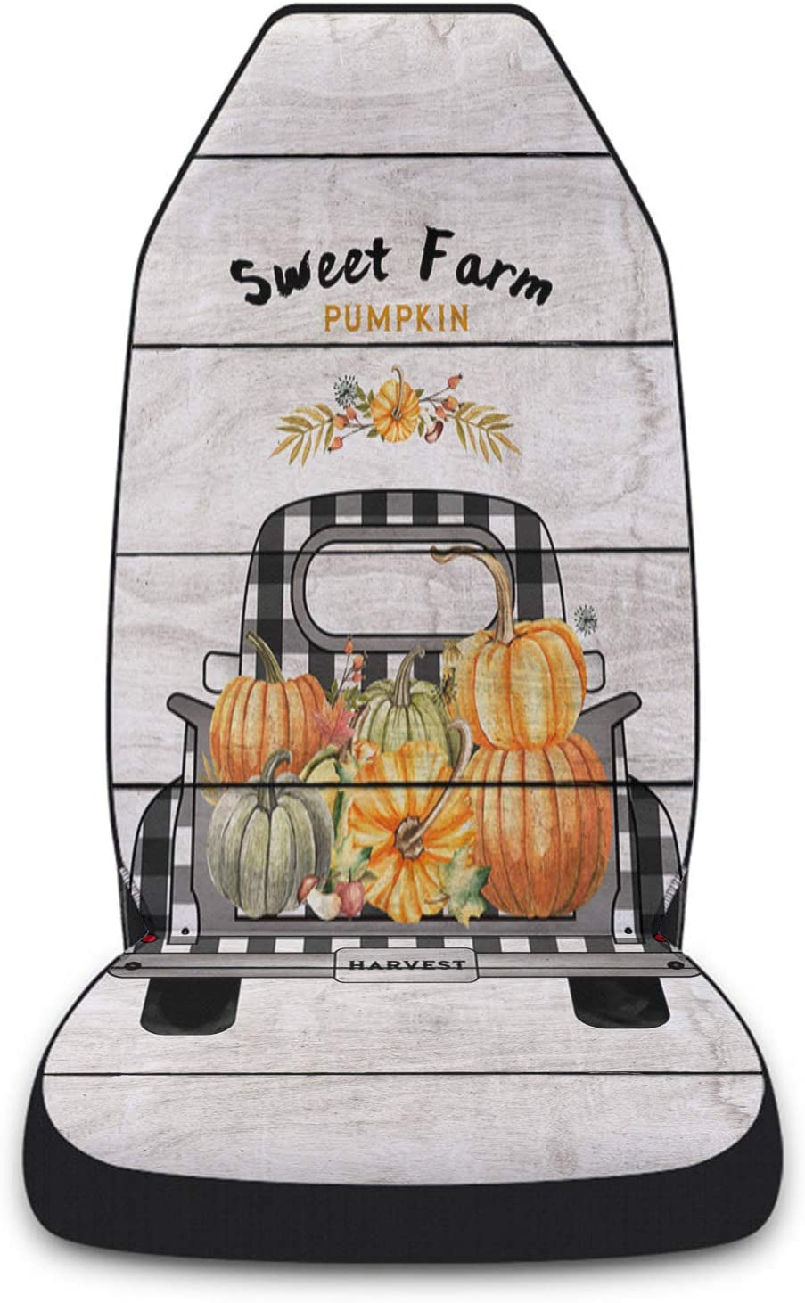 Cloud Dream Home Car Seat Truck OFFicial store Thanksgiving Covers Pumpkin Ranking TOP2 Fron