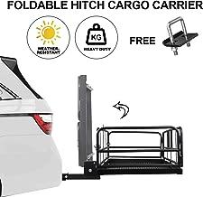 Best folding rear cargo carrier Reviews
