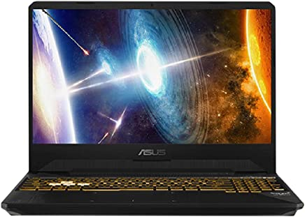 ASUS TUF FX505GD-WH71 Gaming and Business Laptop (Intel i7-8750H 6-