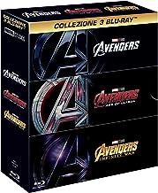 Avengers Trilogia (3 Blu-Ray) [Italia] [Blu-ray]