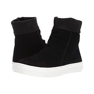 bernie mev. Mid Bolt (Black Suede) Women