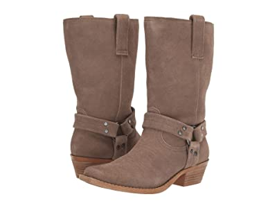 Dingo Dingo (Taupe) Cowboy Boots