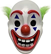 Clown Mask 2019 Movie Joker Cosplay Party Costume Halloween Accessory