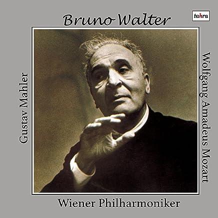 マーラー : 大地の歌   モーツァルト : 交響曲 第40番 (Gustav Mahler   Wolfgang Amadeus Mozart / Bruno Walter   Wiener Philharmoniker) [2CD] [日本語帯・解説・歌詞対訳付]