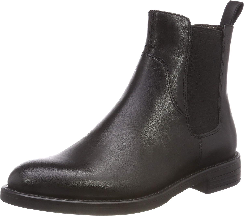 Vagabond Amina-4203 Womens Leather Matt Ankle Boots