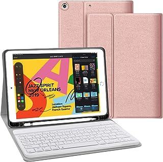 Juqitech Ipad 7th Generation Case With Keyboard