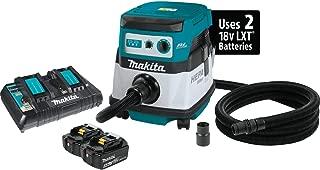 Makita XCV07PTX 18V x2 LXT BL 2.1 gallon Hepa Dust Extractor Kit