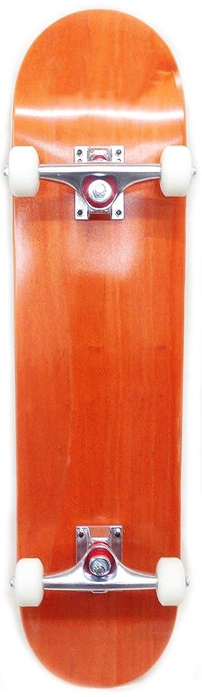 変化請求可能揮発性東方興産 カナディアンメープル?スケートボード 31インチ CMSK31 オレンジ 31インチ
