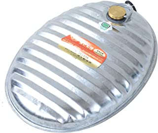 Man-nen Tin Hot-water Bottle(japan Import)