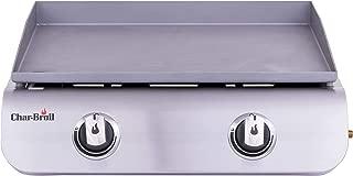Char-Broil 19952085 22-inch 2-Burner Tabletop Gas Griddle, Gray