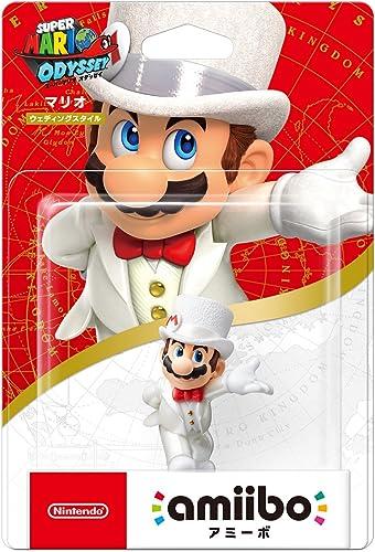 amiibo Mario 【Wedding Style】 (Super Mario Series) (Original Version)