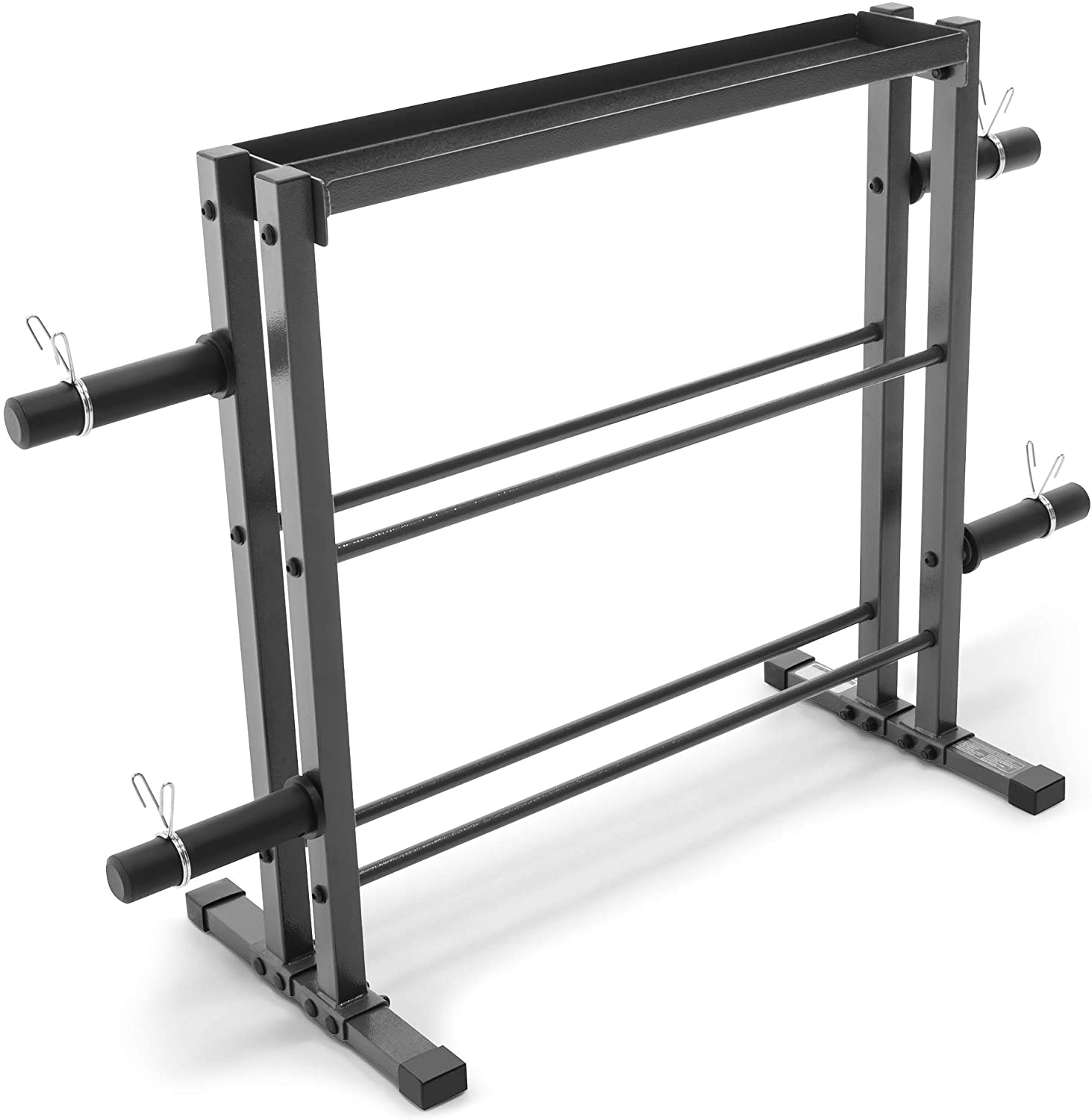 Marcy Combo Weights Storage Rack for Dumbbells, Kettlebells, and Weight Plates DBR-0117 : Sports & Outdoors