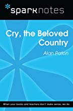 Cry, the Beloved Country (SparkNotes Literature Guide) (SparkNotes Literature Guide Series)