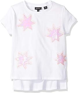 Diesel 女童大短袖 T 恤