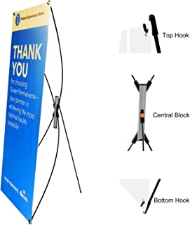 used banner stands