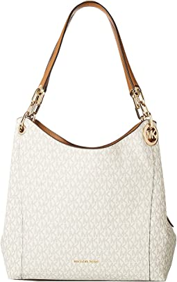 Fulton Large Charm Shoulder Tote