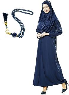 Avanos Prayer Clothes for Muslim Women, Praying Hijabs Islamic Abaya Niqab Burka Hijab Face Cover Clothing Muslim Dress Islam