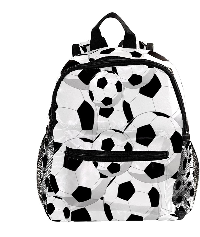 Max 79% OFF Lightweight Backpack for Girls Boy Travel Dallas Mall Bag foo Daypack soccer