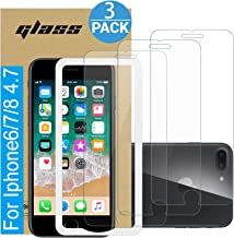 Amfilm Glass Screen Protector For Iphone 8