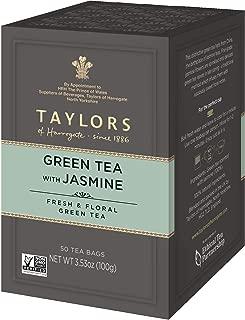 taylors green tea with jasmine