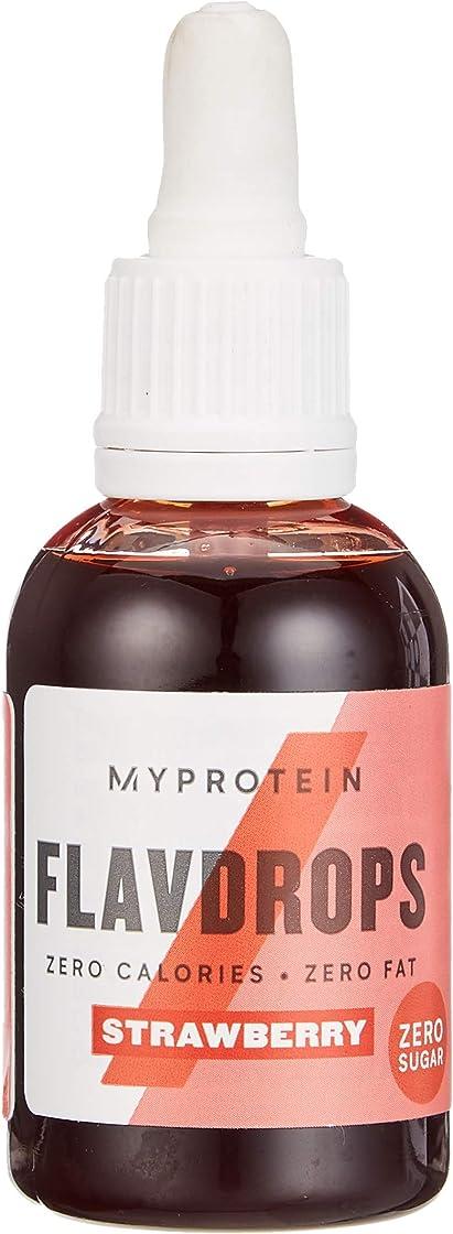 flavdrops Fragola strawberry My protein integratore  - 100 ml 11182208