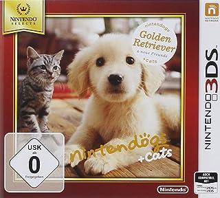 3DS Nintendogs Retriever + New Friends Selects. Für Nintendo DS