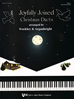 WP613 - Joyfully Joined Christmas Duets
