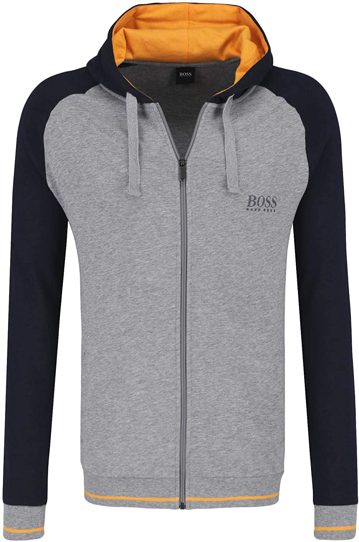 Hugo Boss Men's Authentic Jacket H Grey Size